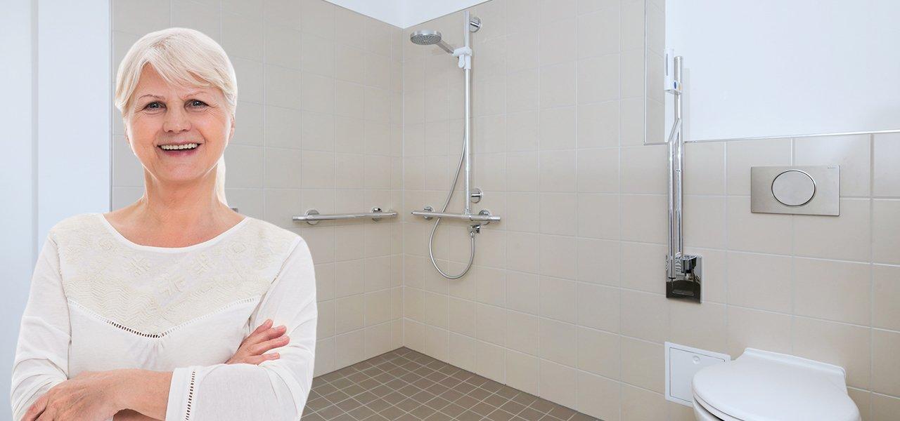 barrierefreies duschen ihr profi in n rnberg. Black Bedroom Furniture Sets. Home Design Ideas